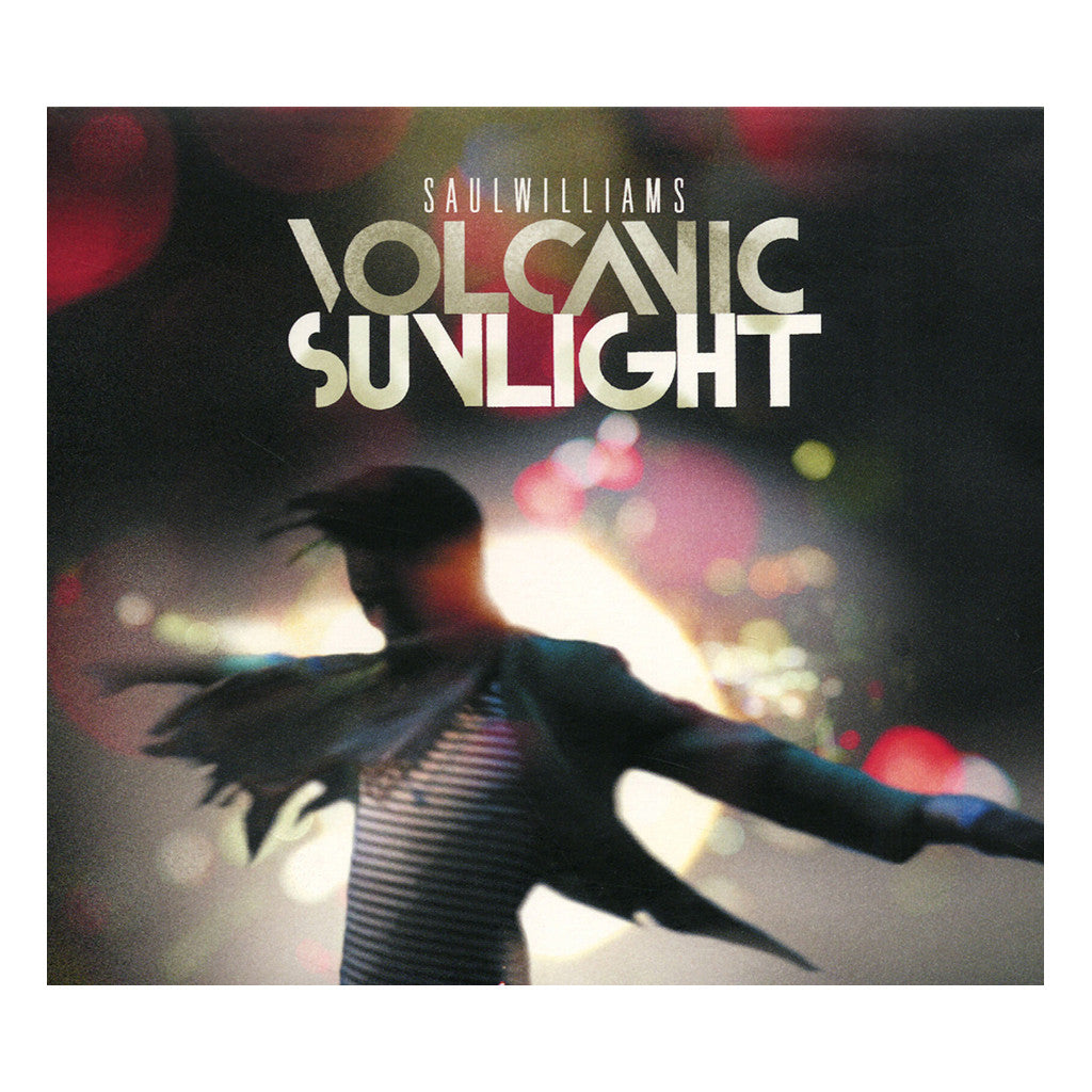Saul Williams - 'Volcanic Sunlight' [CD]