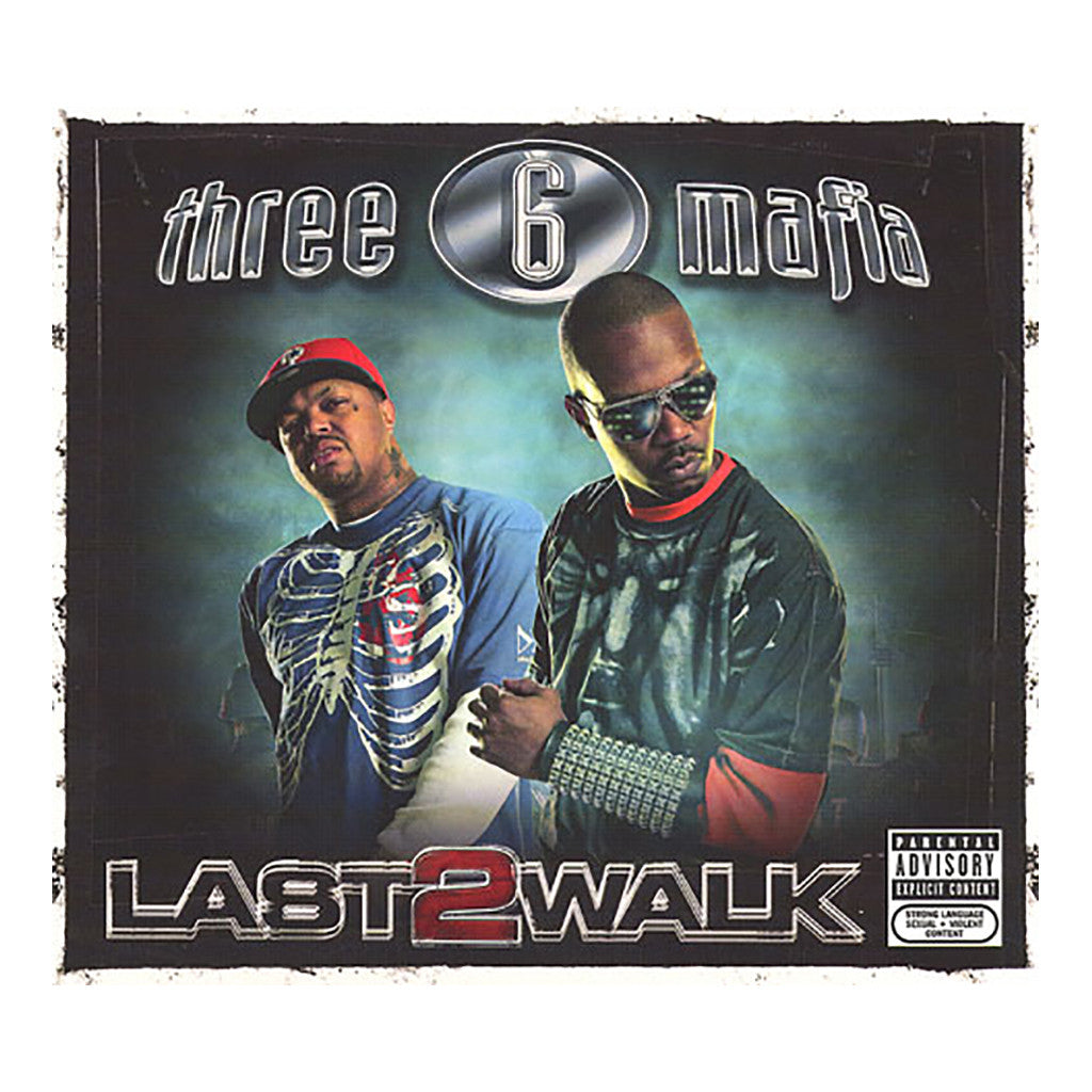 <!--020080624010266-->Three 6 Mafia - 'Last 2 Walk' [CD]