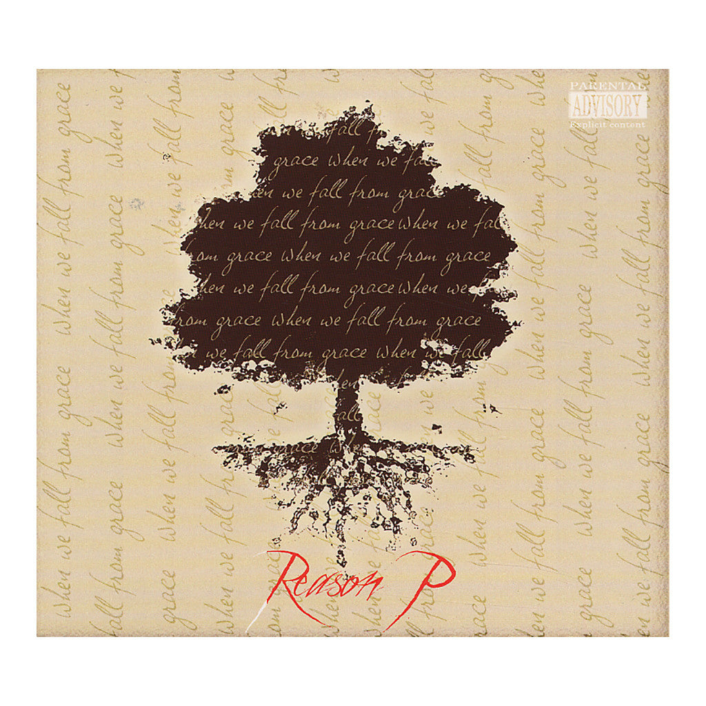<!--020120731049331-->Reason P - 'When We Fall From Grace' [CD]