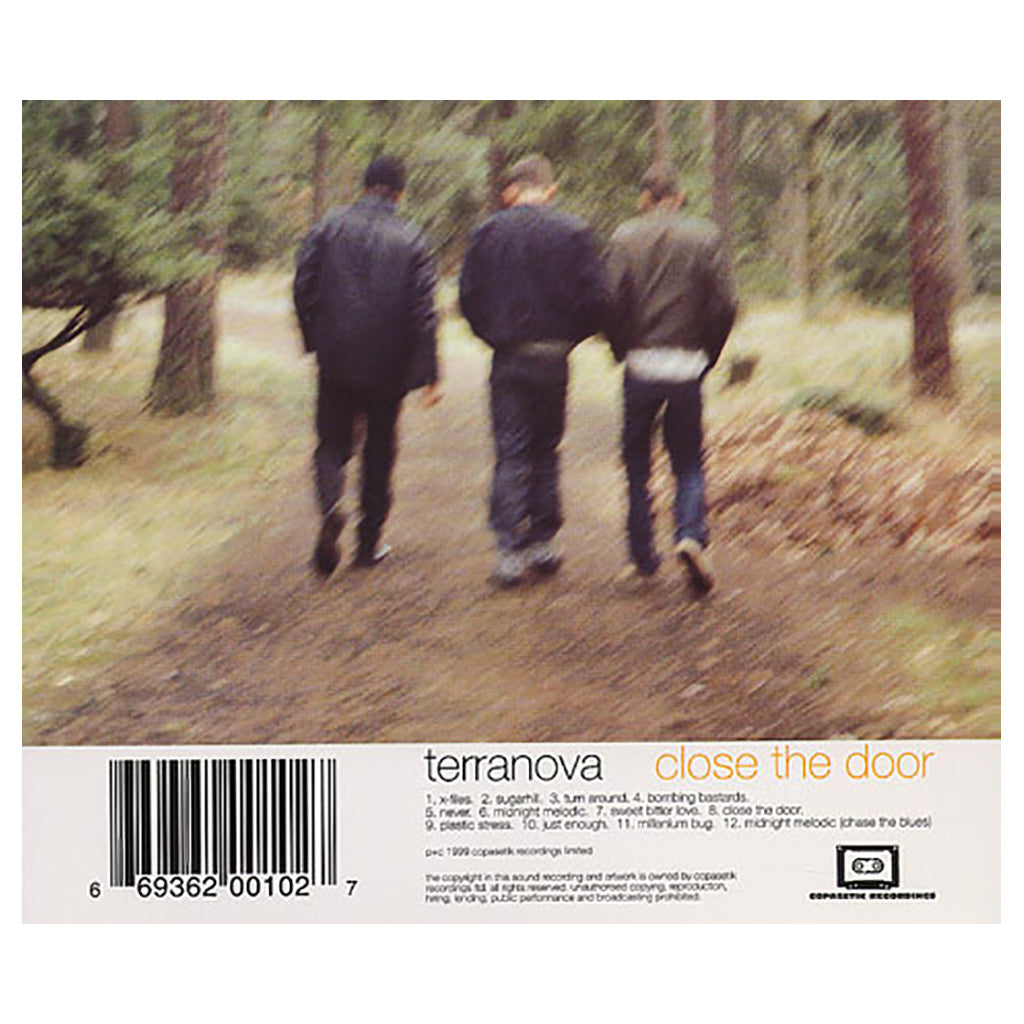 Terranova - 'Close The Door' [CD]