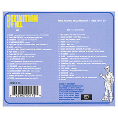 Various Artists - 'Definition Of Ill' [CD [2CD]]