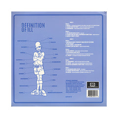<!--020000912011421-->Various Artists - 'Definition Of Ill' [(Black) Vinyl [3LP]]