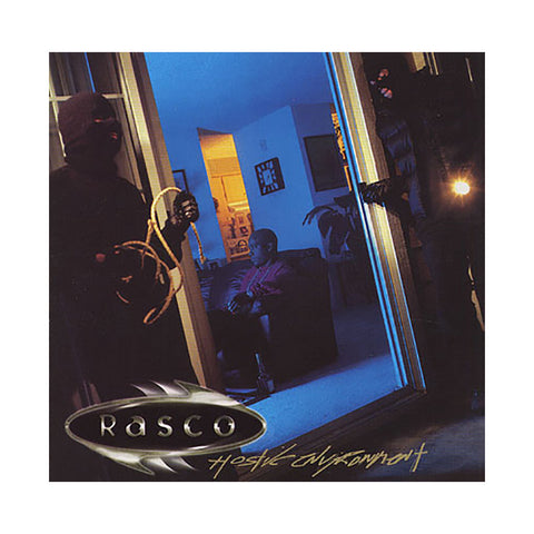 "[""Rasco - 'Hostile Environment' [CD]""]"