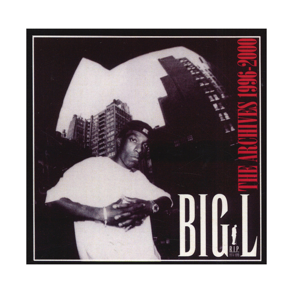 <!--2006080139-->Big L - 'The Archives 1996-2000' [CD]