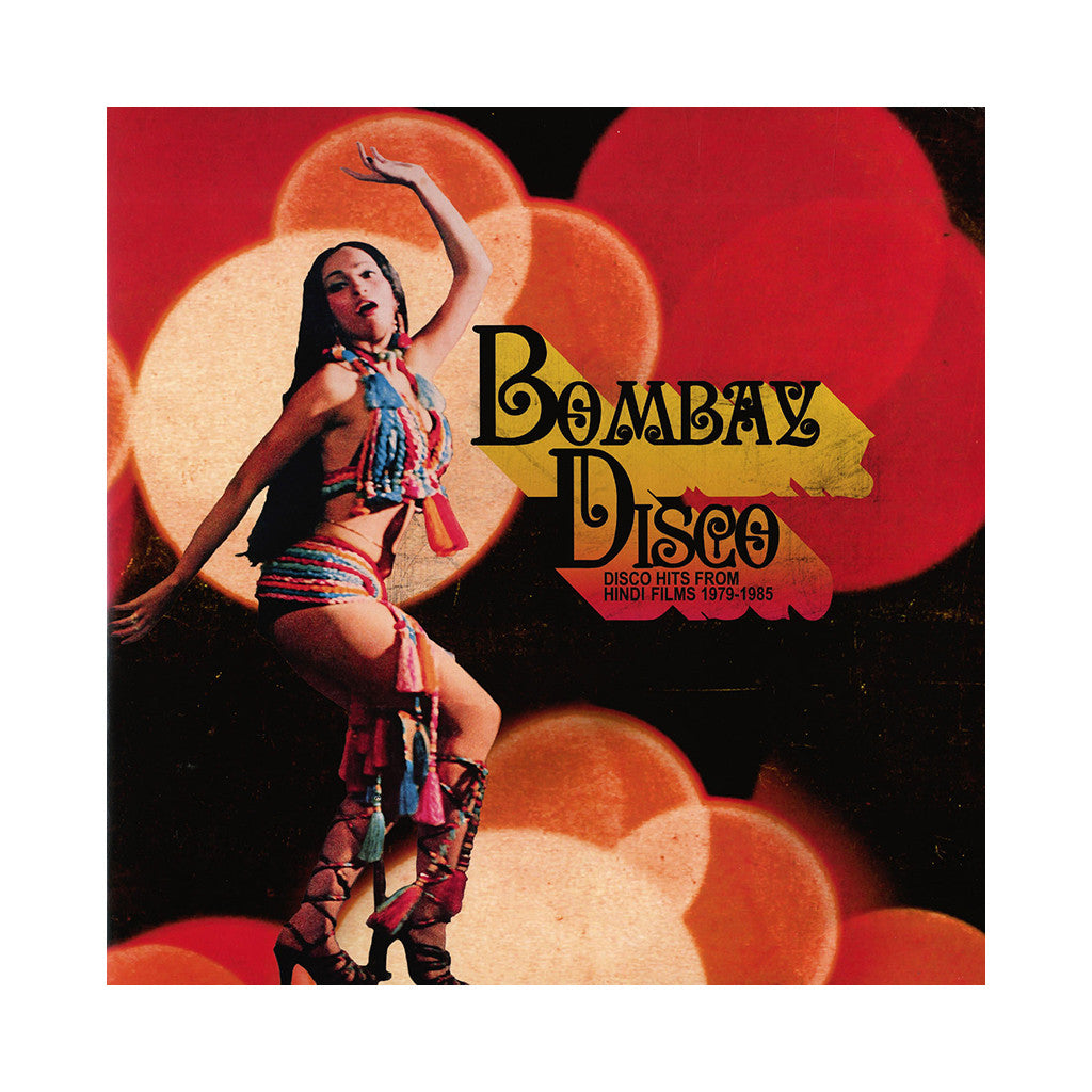 <!--120140304062322-->Various Artists - 'Bombay Disco: Disco Hits From Hindi Films 1970-1985' [(Black) Vinyl [2LP]]