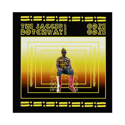 The Jagger Botchway Group - 'Odze Odze' [CD]