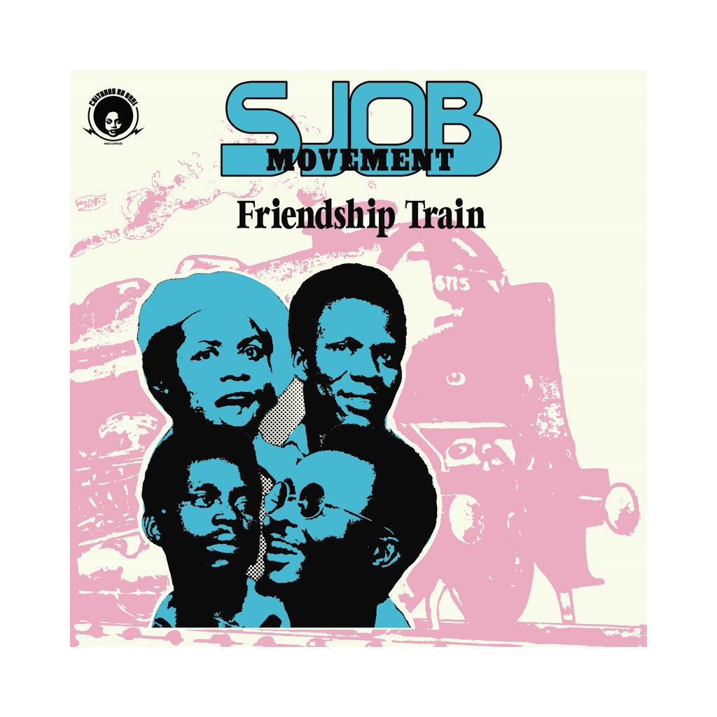 SJOB Movement - 'Friendship Train' [(Black) Vinyl LP]
