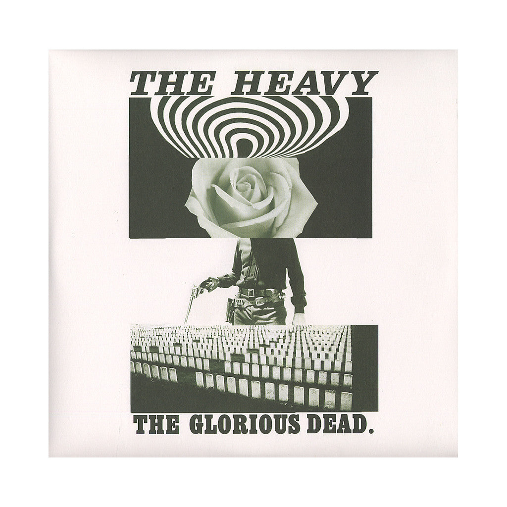 <!--120120821047237-->The Heavy - 'The Glorious Dead.' [(Black) Vinyl [2LP]]