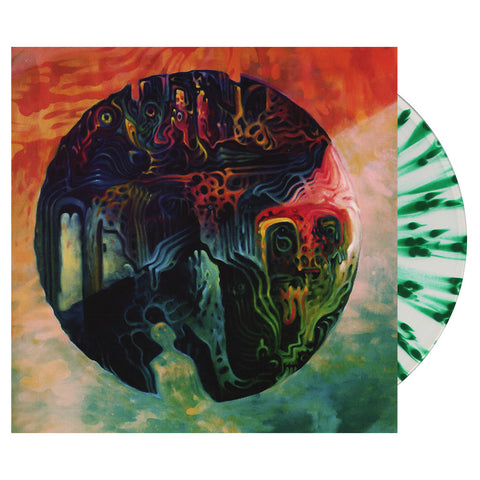 "[""Yppah - 'Tiny Pause' [(Clear w/ Green Splatter) Vinyl LP]""]"