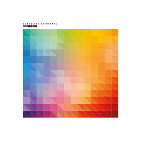 Submotion Orchestra - 'Colour Theory' [(Black) Vinyl LP]