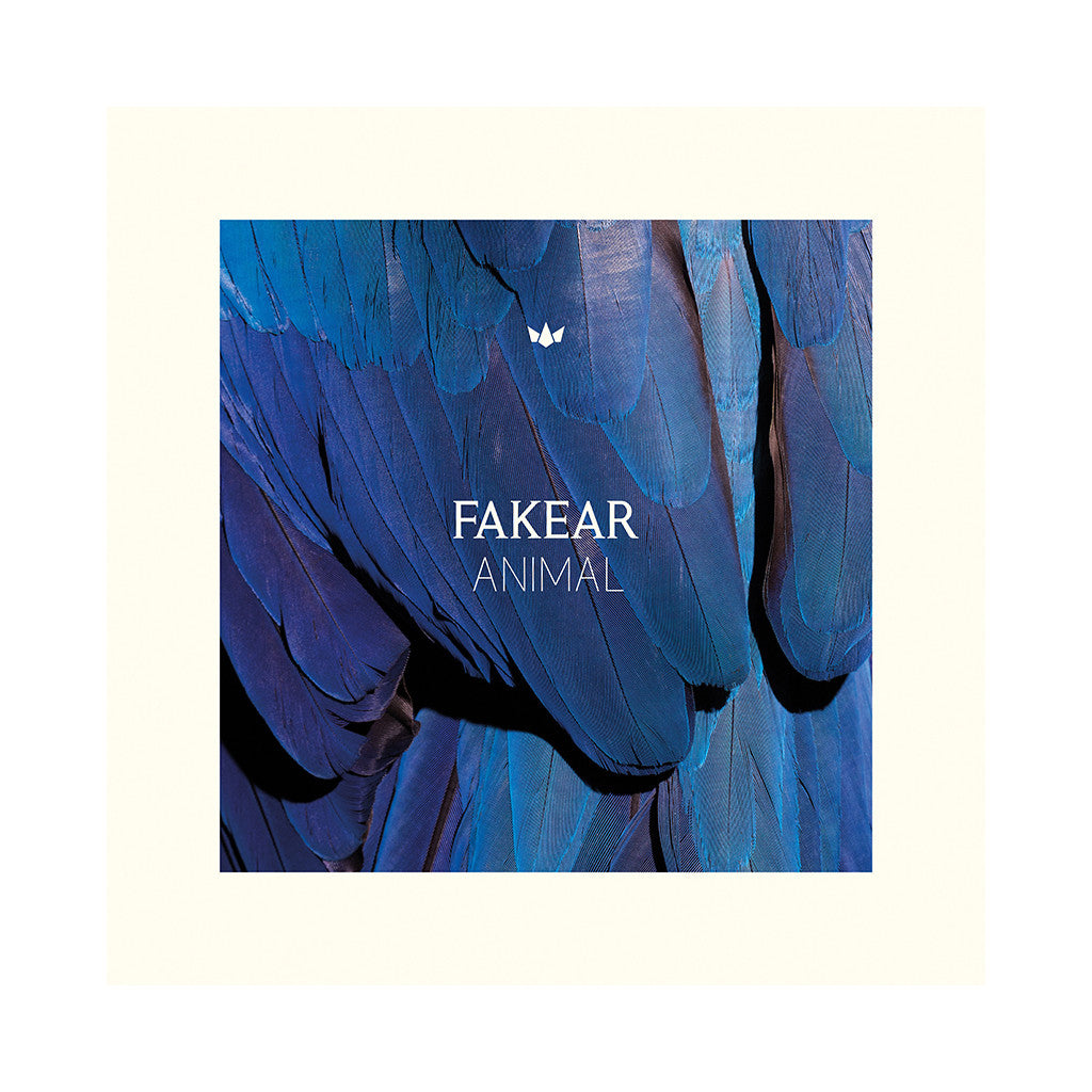 Fakear - 'Animal' [(Black) Vinyl [2LP]]