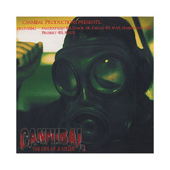 Cannibal - 'The Life Of A Killer' [CD]