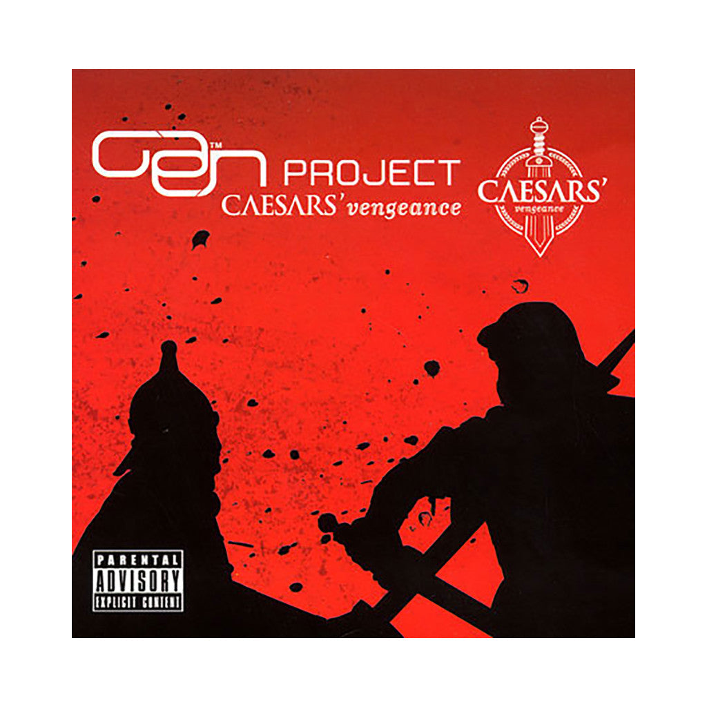 <!--020080527013960-->CAEN Project - 'Caesar's Vengeance' [CD]