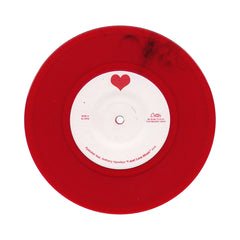 "<!--2014061707-->Ayatollah - 'I Just Love Music/ The Love' [(Clear Red) 7"" Vinyl Single]"