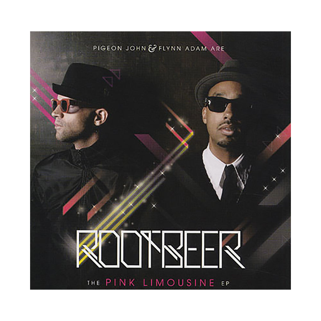 <!--120090317015840-->Rootbeer - 'Pink Limousine EP' [CD]