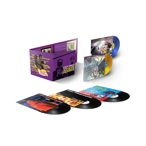 "[""The Pharcyde - 'Bizarre Ride II The Pharcyde: 25th Anniversary (Deluxe Edition)' [(Black) Vinyl [5LP]]""]"