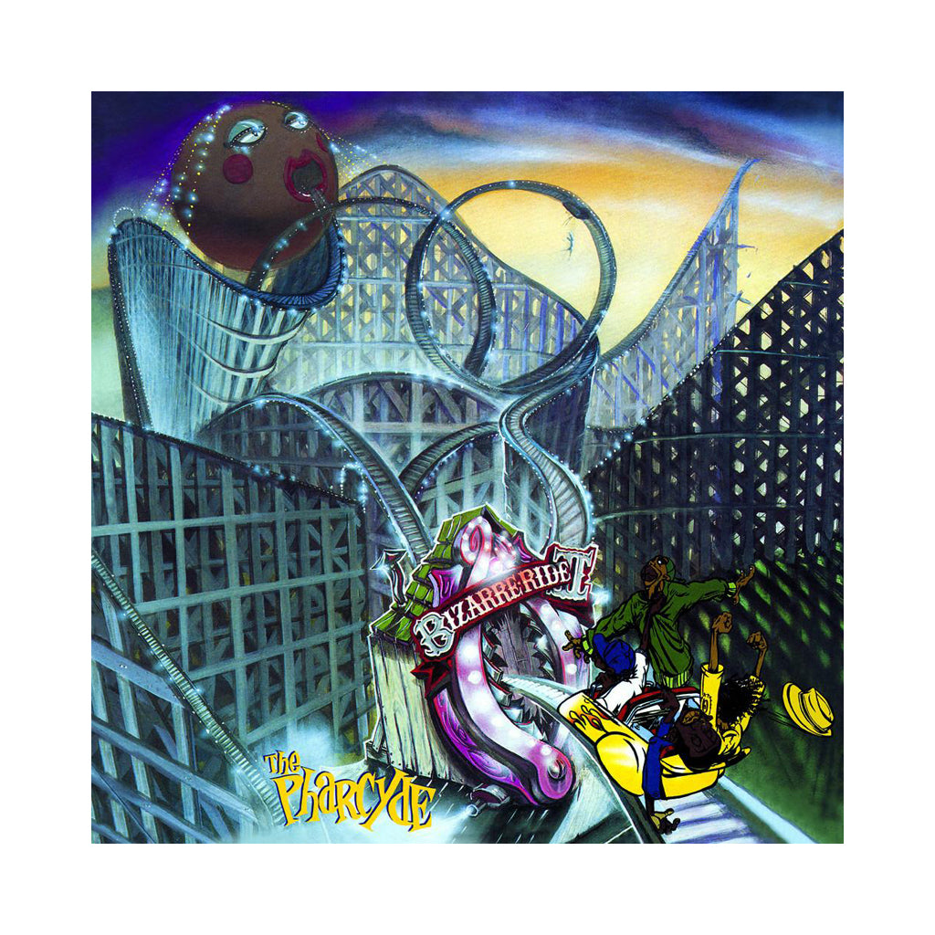The Pharcyde - 'Bizarre Ride II The Pharcyde (Craft Recordings)' [Cassette Tape]