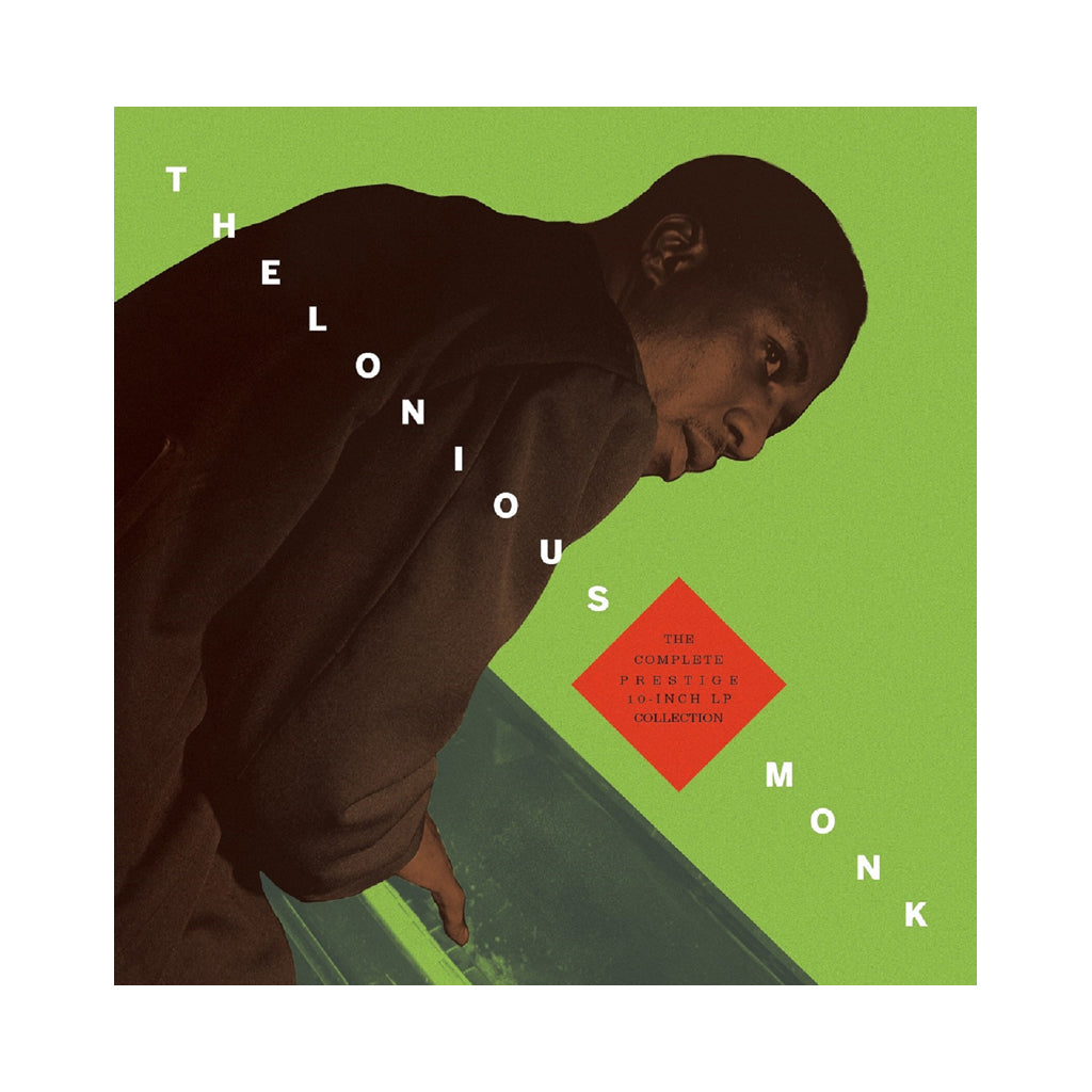 "Thelonious Monk - 'The Complete Prestige 10"" Collection' [(Black) 10"" Vinyl Single [5x10""]]"