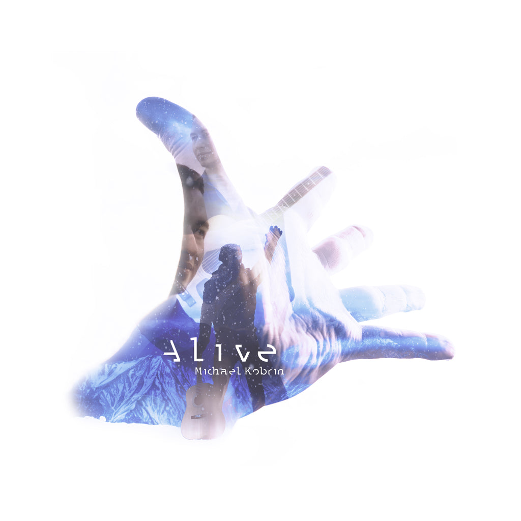 Michael Kobrin - 'Alive' [CD]