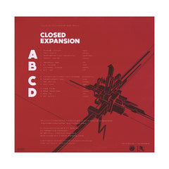<!--2012060509-->Various Artists - 'Closed Expansion' [(Black) Vinyl [2LP]]