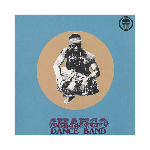 "[""Shango Dance Band - 'Shango Dance Band' [CD]""]"