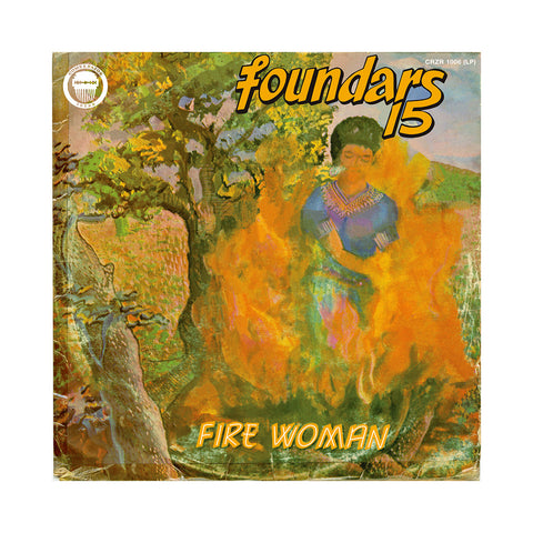 "[""Foundars 15 - 'Fire Woman' [(Black) Vinyl LP]""]"