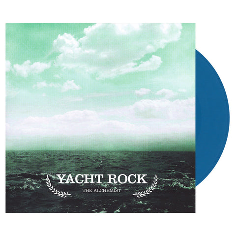 "Alchemist - 'Yacht Rock' [(Blue) 7"""" Vinyl Single]"