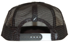 <!--020111018037303-->Cast Shadow - 'Chanelle' [(Black) Snap Back Hat]