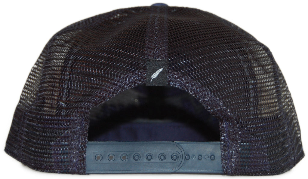 <!--020111018037302-->Cast Shadow - 'Cricket' [(Dark Blue) Snap Back Hat]