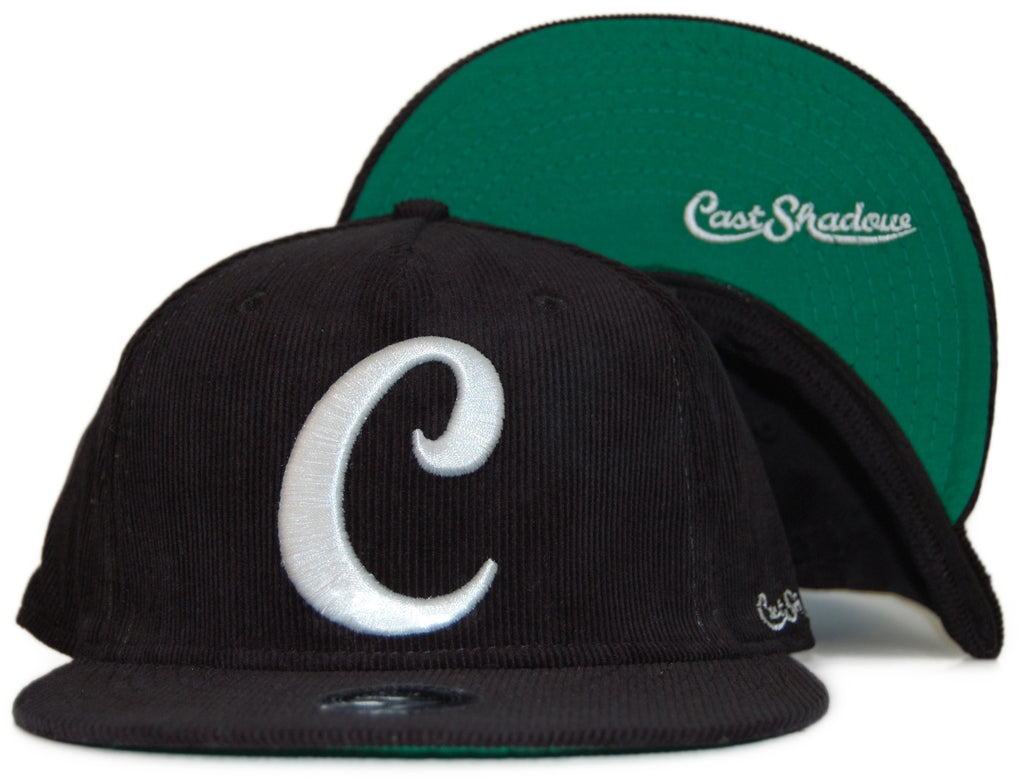 <!--2011101820-->Cast Shadow - 'Miner' [(Black) Fitted Hat]