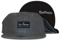 <!--2011101808-->Cast Shadow - 'Shepard' [(Dark Gray) Fitted Hat]
