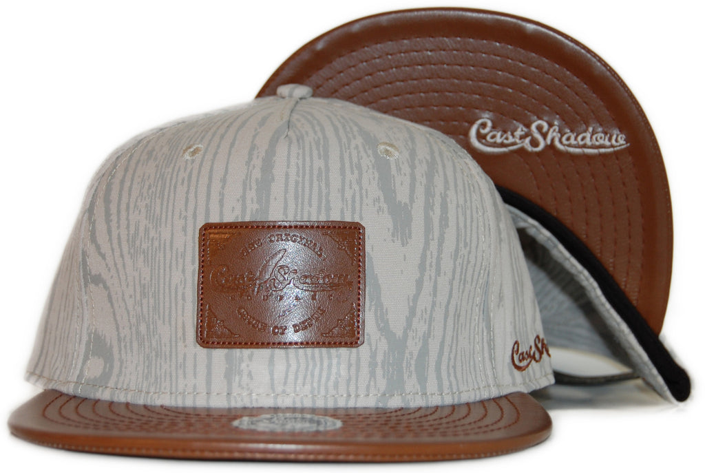 <!--2011101802-->Cast Shadow - 'Woodsman' [(Light Brown) Fitted Hat]