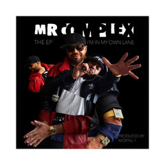 Mr. Complex - 'In My Own Lane: The EP' [CD]