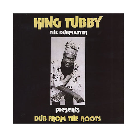 King Tubby - 'Dub From The Roots (Clocktower Records)' [(Black) Vinyl LP]