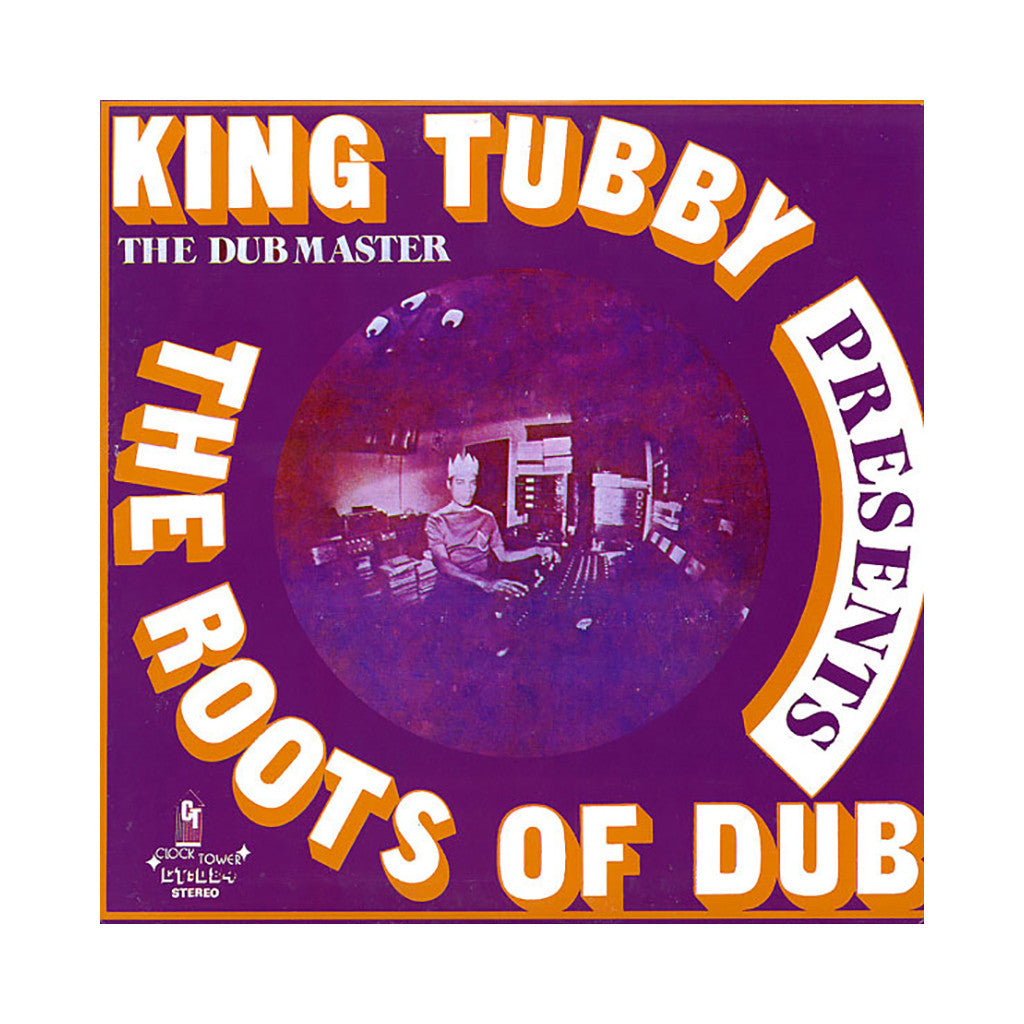 <!--020060101002630-->King Tubby - 'The Roots Of Dub (Clocktower Records)' [(Black) Vinyl LP]