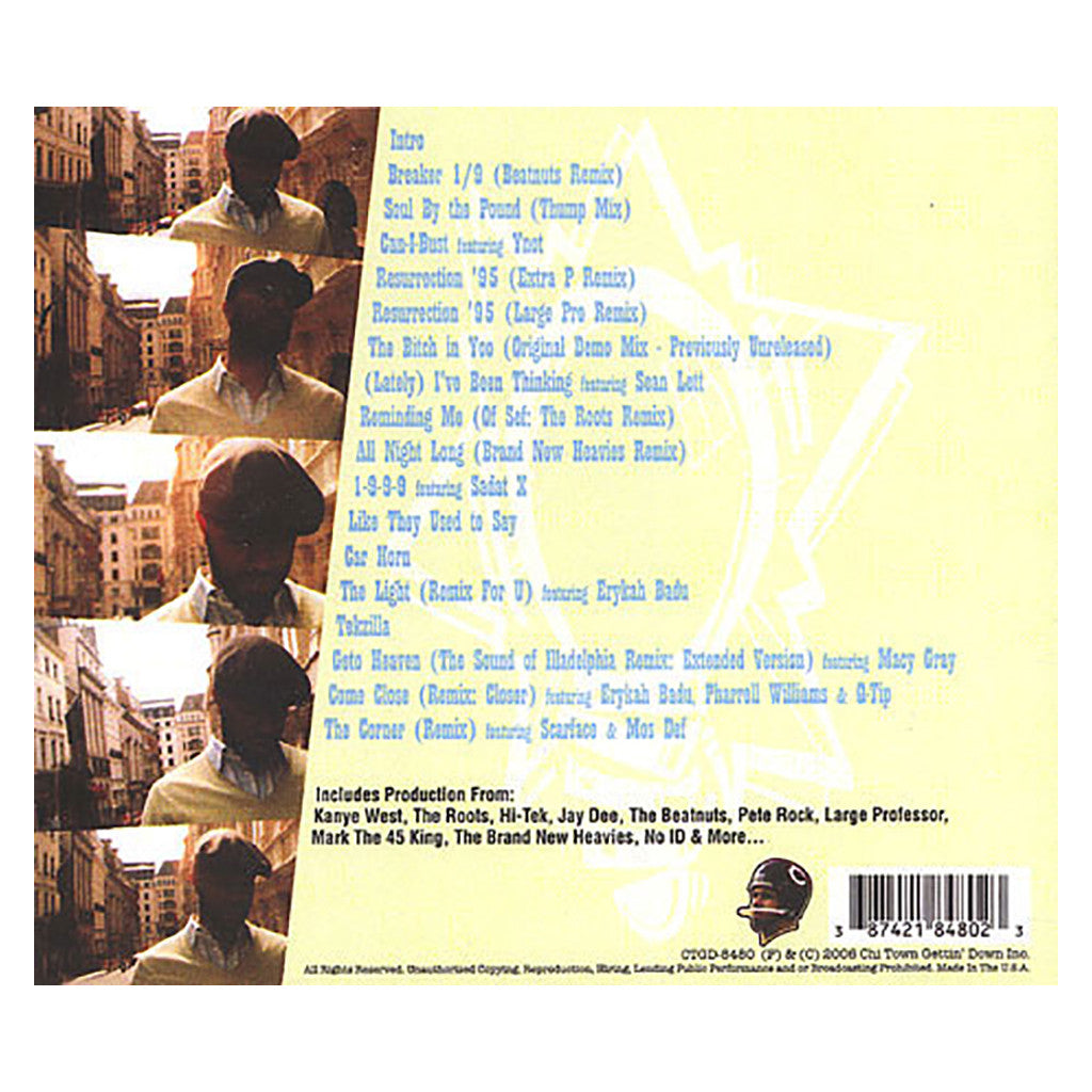 Common - 'Cool Common Collected: A Fine Collection Of Remixes And Rarities' [CD]