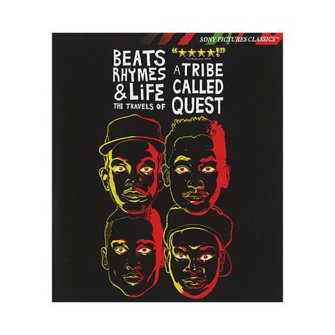 "[""A Tribe Called Quest - 'Beats, Rhymes & Life: The Travels Of A Tribe Called Quest' [Blu-ray]""]"
