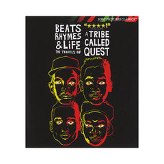 A Tribe Called Quest - 'Beats, Rhymes & Life: The Travels Of A Tribe Called Quest' [Blu-ray]
