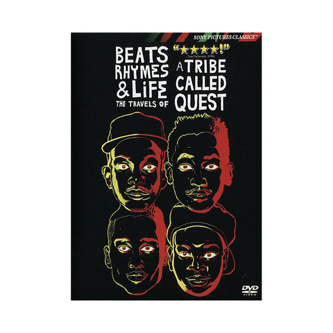 "[""A Tribe Called Quest - 'Beats, Rhymes & Life: The Travels Of A Tribe Called Quest' [DVD]""]"