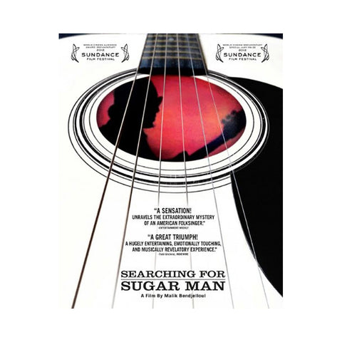 Rodriguez - 'Searching For Sugar Man' [Blu-ray]