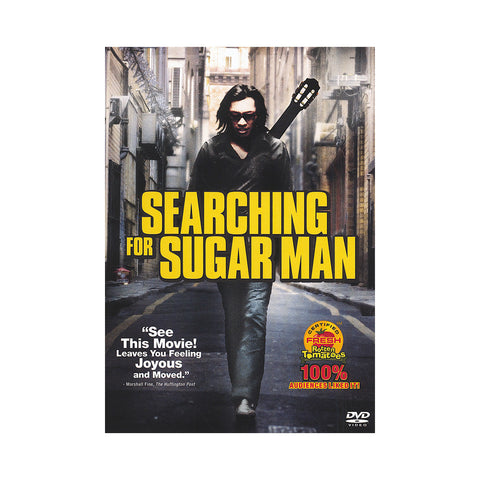 "[""Rodriguez - 'Searching For Sugar Man' [DVD]""]"