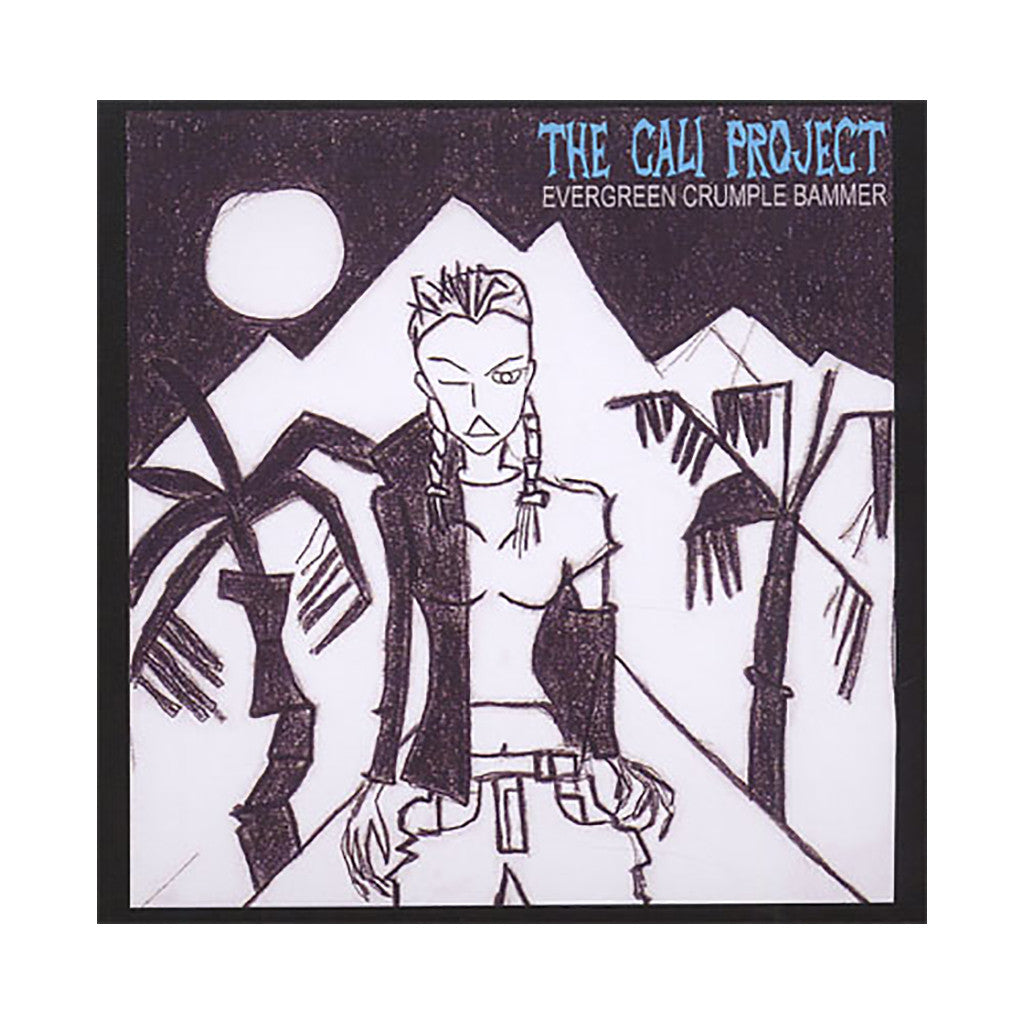 <!--020101214024980-->Admiral Crumple - 'The Cali Project' [CD]
