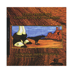 <!--020000509012244-->Eligh - 'Gandalf's Beat Machine Vol. 1' [CD]