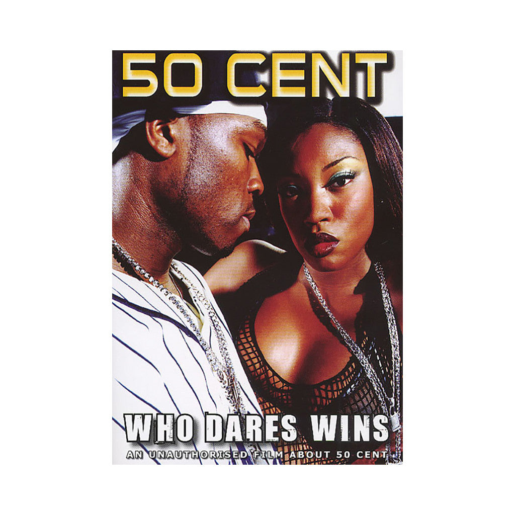 <!--020050719005450-->50 Cent - 'Who Dares Wins (An Unauthorized Film About 50 Cent)' [DVD]