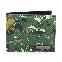 <!--020120619046328-->FLuD Watches - 'Classic Wallet' [(Camo Pattern) Wallet]