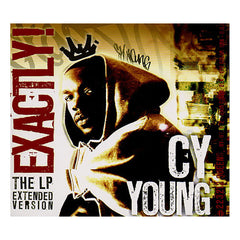 Cy Young - 'Exactly!: The Extended Version' [CD [2CD]]