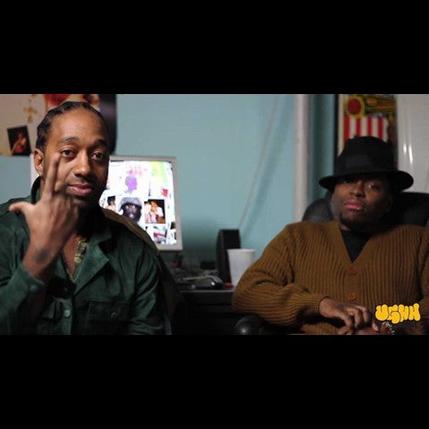 Camp Lo - 'Interview Pt. 1 (At The Middle East - Cambridge, MA - 11/29/12)' [Video]