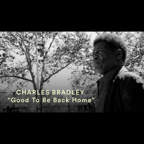Charles Bradley - 'God Bless America' [Video]