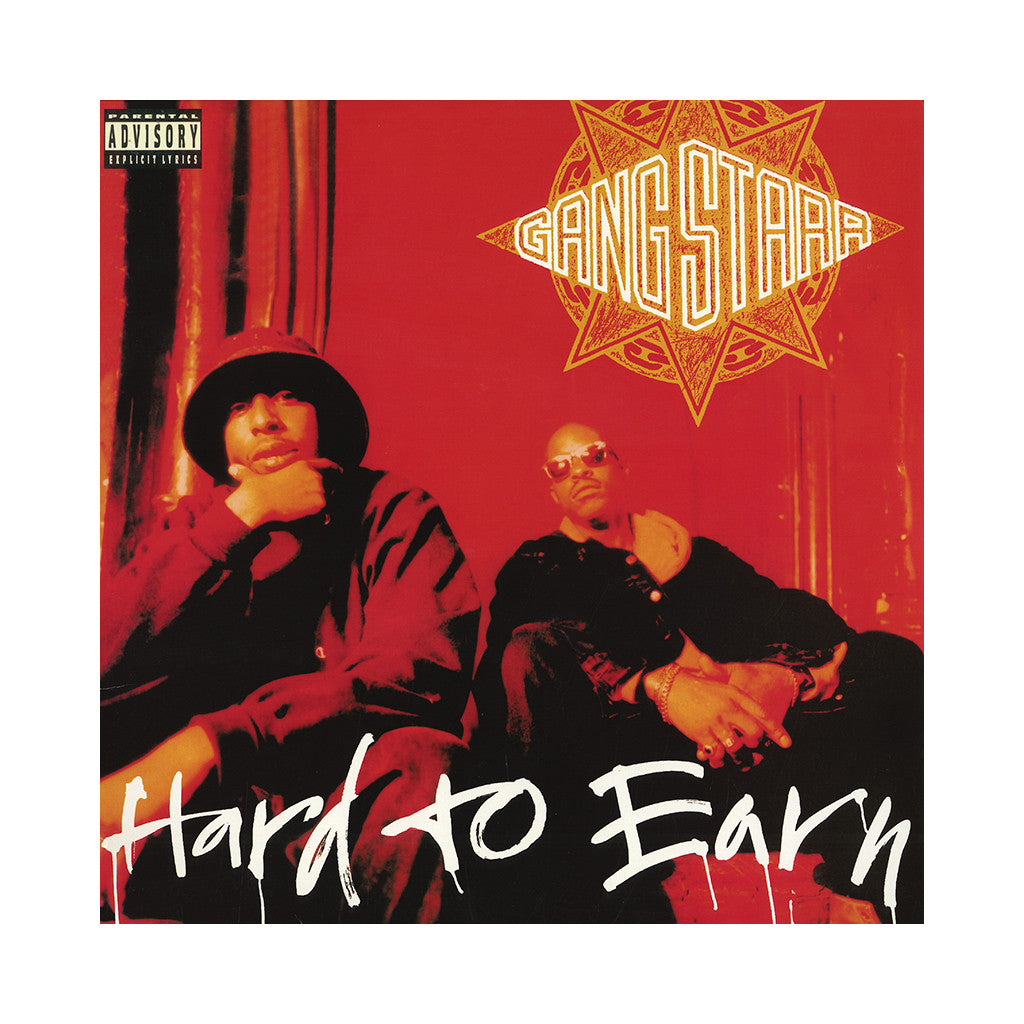 <!--019940101008726-->Gang Starr - 'Hard To Earn (Import)' [(Black) Vinyl [2LP]]