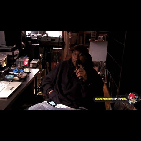 Craig G - 'Interview & Freestyle (At DJ Dutchmaster's Crib - New York, NY - 4/4/09)' [Video]